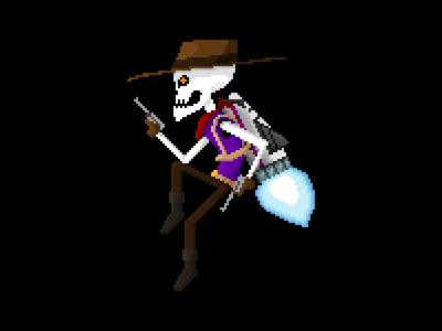 Carlito - The Jetpack Outlaw nuggets game platformer ipad pc mobile gamejolt hard