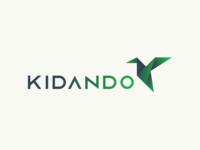 kidando 2020 identity design branding design kidando branding logo design