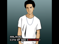 Malakai - City Of God [Mixtape] Album Cover