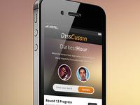 DissCussin App