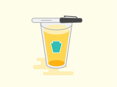 Pens & Pints illustration vector pints pen sketching beer aiga
