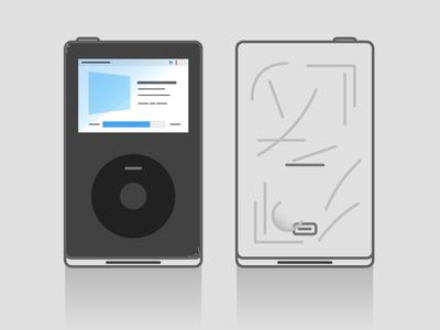Stolen iPod