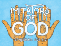 Imitators of God