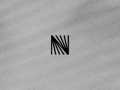 Necessary Design Mark identity mark logo branding light architecture architect