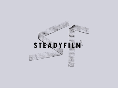 Steady Film Logo north carolina raleigh photography film mark logo branding