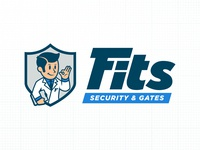 Fits Security Logo