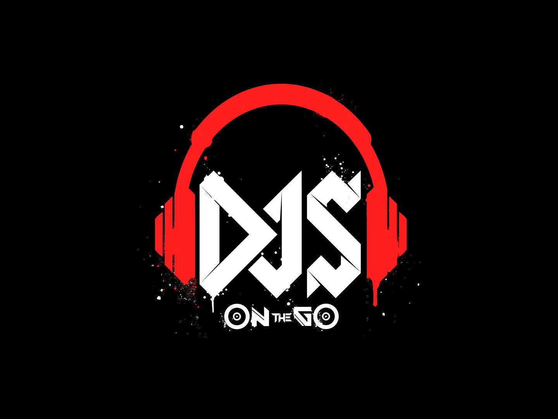 djs on the go logo by beau raw