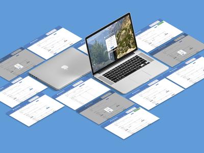 Backpack Online - New UI schema