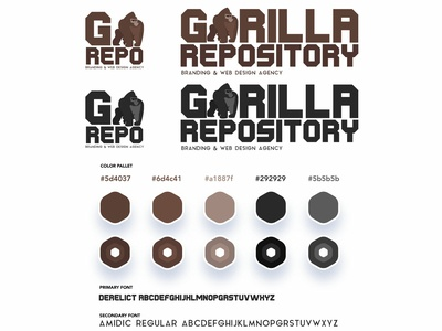Gorillarepository - Digital Agency