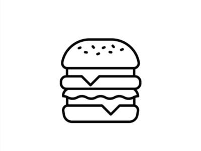 Hamburger Icon - Line Icon Series