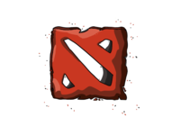 Dota 2 Symbol - Illustration