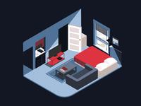 Apartment 206B