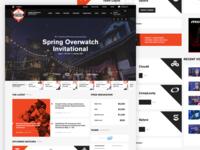 Overwatch Tournament Series Hub