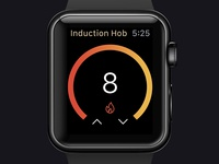 Smart Hob for Apple Watch