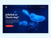 No Plastic Campaign Site #3
