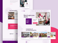 Estate Agents Home Page