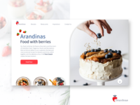 Arandinas - Berries web