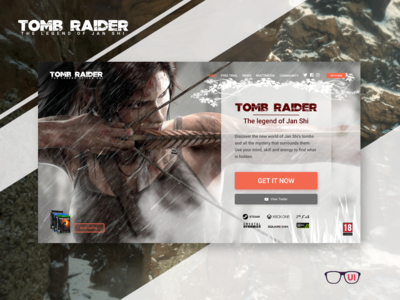 Tomb Rider - New challenge