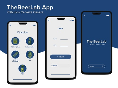 TheBeerLab App beerapp xd digitaldesign graphicdesign agency webdevelopers webdevelopment webdeveloper uxdesignmastery uidesign designlifestyle