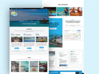 Paraiso Tours Website