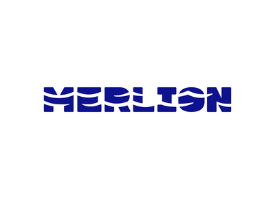 Merlion ship sea catamaran private design font letter branding brand logotype logo identity