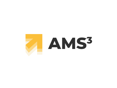 AMS3 3ds max software soft sketchup archicad revit autocad 3d training school online design font letter branding brand logotype logo identity