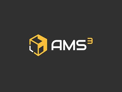 AMS3 3ds max sketchup archicad revit autocad training school online ams3 3 illustration design font letter branding brand logotype logo identity