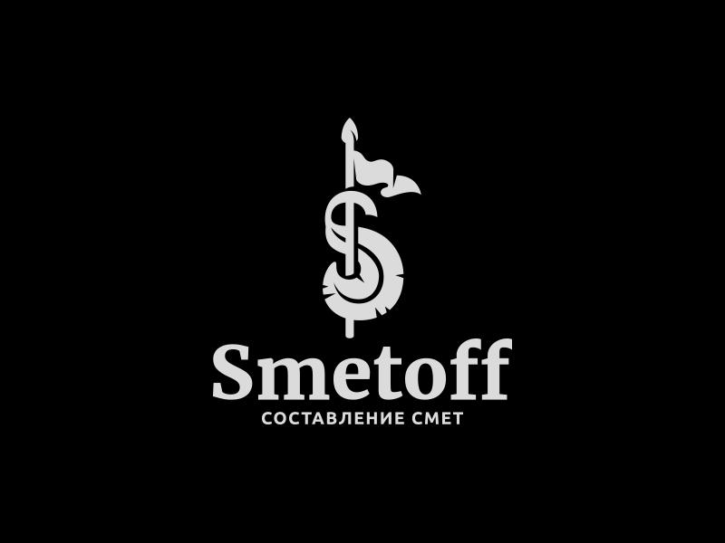 Smetoff identity drafting consulting smetoff logotype logo