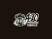 4:20 Hookah Tobacco