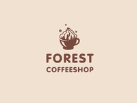 Forest Coffeeshop