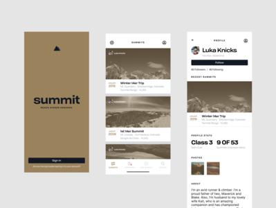 Summit App: Capture 14er Summits