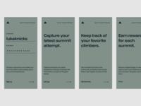 Summit App: Onboarding