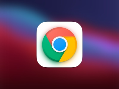 Google Chrome Icon - macOS Big Sur-ed google chrome google chrome design icon big sur macos mac apple