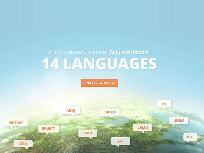Langwitch aitthemes wordpress theme langwitch web design webdesign graphic languages template