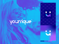 Logo proposal for Younique