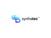 S+T logo concept for Synfratec