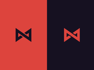 AM Monogram | RED