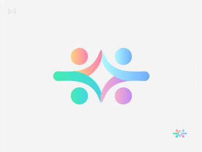 People Unity Logo Design