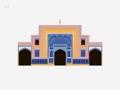 Shah Jahan | Mosque Thatta
