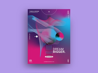 AMS2019™  01 | Dream Bigger • ×