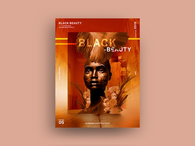 AMS2019™ 05 | Black Beauty  • ×