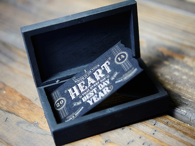 Heart Bottles laser cut letterpress bottles laser engrave packaging coasters