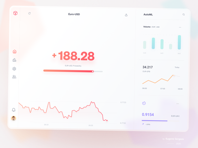 Etoro - Platform for Investments. Redesign corporate exchange cards product design company platform traders transaction crypto currency bitcoin statistics stocks graphs chart fintech finance saas software market forex