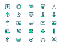 Creative Small Icons