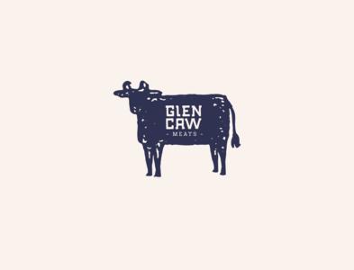 Glen Caw meats - logo concept