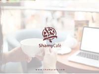Shamy Cafe I Logo