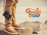 Travel Time Logo