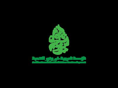 المؤسسة العربية خير ونور للتنمية branding arabic logo arabic calligraphy logo design تايبو logodesigner logodesign typo arabic logo