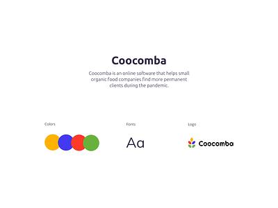 Coocomba - Software Design branding graph uxdesign design uiux ux ui minimal charts dashboard design dashboard ui chart dashboad software design software clean
