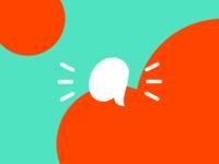 TAB Talks logo experiments